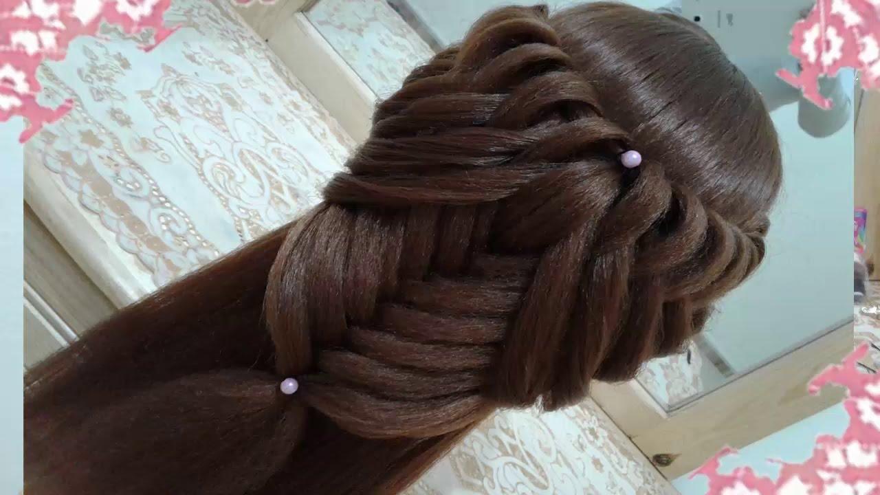 Peinados recogidos cabello largo 2017