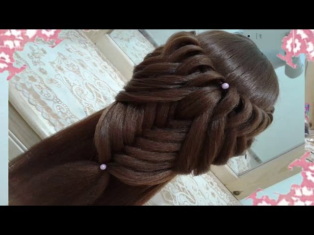 Peinados Para Ninas Cabello Largo Recogido Peinados Novias