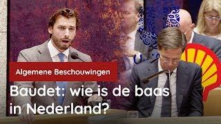 Baudet: wie is de baas in Nederland?