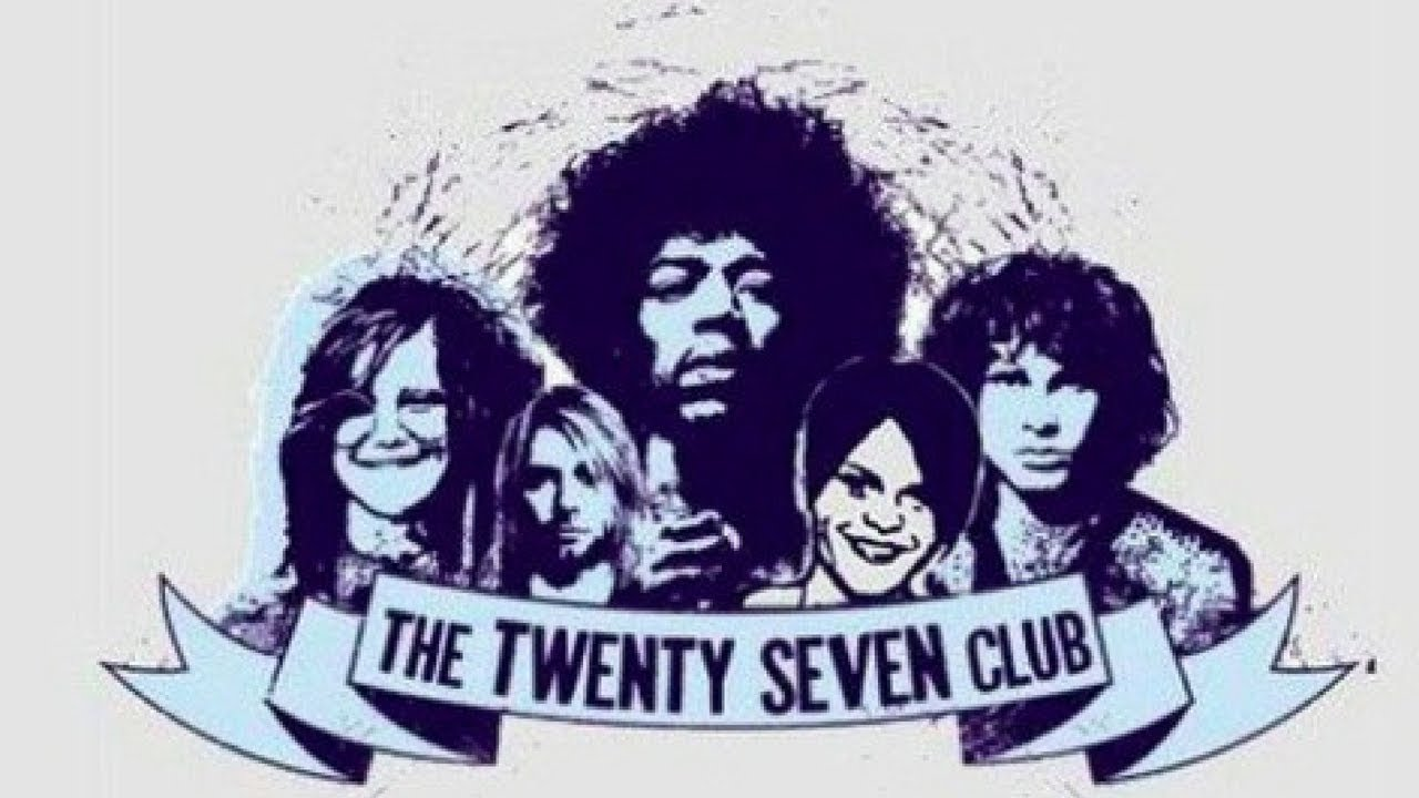 forever 27 club curse musicians who died at age 27 inmemoriam youtube. Black Bedroom Furniture Sets. Home Design Ideas
