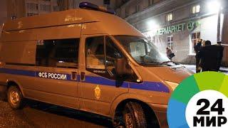 Смотреть видео Взрыв в Петербурге: самодельная бомба была заложена в камере хранения - МИР 24 онлайн