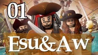 LEGO Piraci z Karaibów (Esu&Aw #01) - Nowa przygoda!