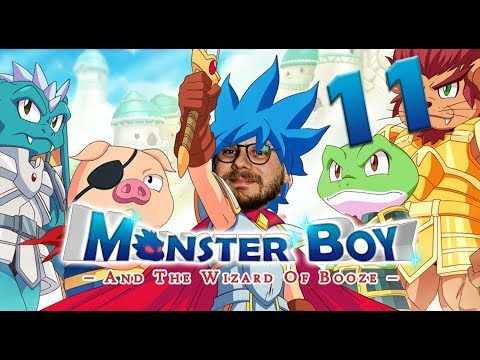 Weltbester Let's-Player vs. Wo geht es lang?   Monster Boy and the Cursed Kingdom mit Etienne #11 thumbnail