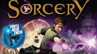 CGRundertow SORCERY for PlayStation 3 Video Game Review