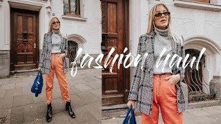 XXL TRY ON HAUL 2018 (Zara, NAKD, Loavies..) // CXC ❥
