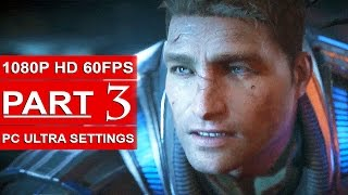 GEARS OF WAR 4 Gameplay Walkthrough Part 3 [1080p HD 60FPS PC ULTRA] - No Commentary