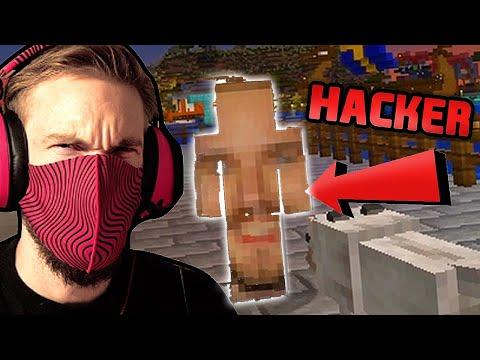 My Minecraft was HACKED