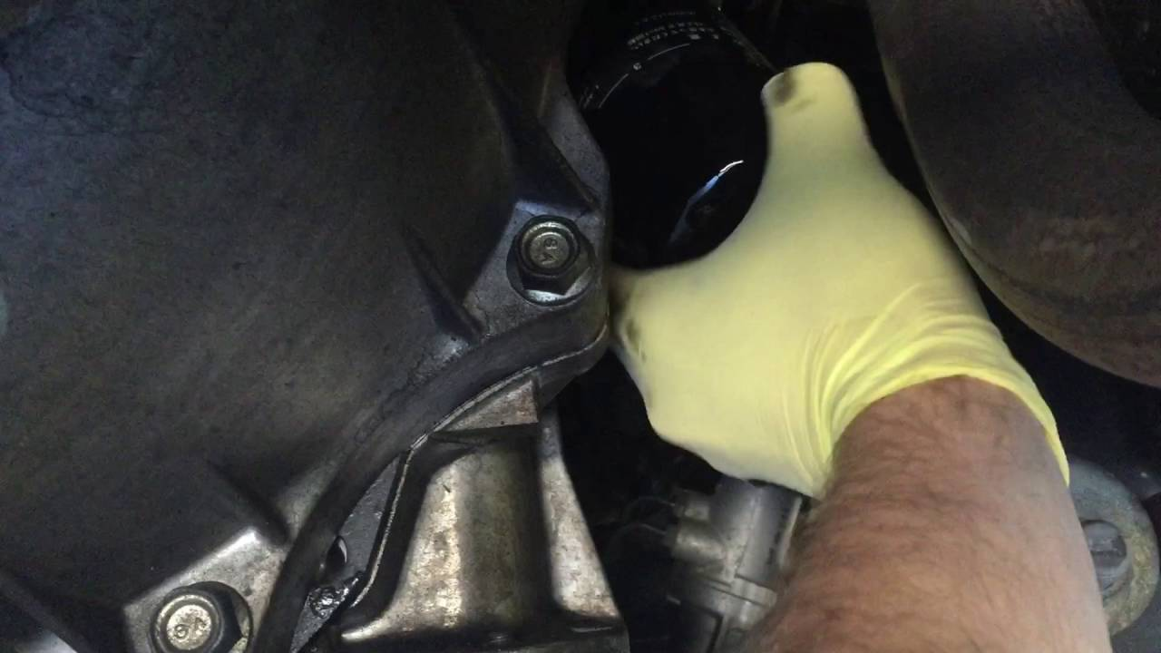 isuzu d-max diesel oil filter replacement 2011