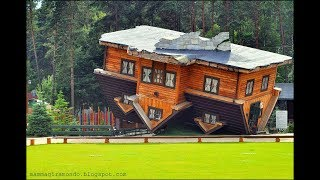 दुनिया के 6 सबसे अजीब और अद्भुत घर    6 Most Incredible And Bizarre Houses