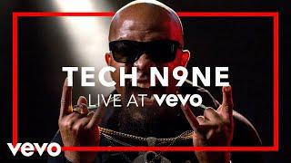 Tech N9ne - Don't Nobody Want None (Live At Vevo)