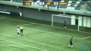 Copa Panamá 2015 - Semifinal - Cooper/Bagaço x AD Orion - Penaltis