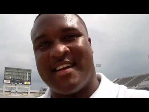 Tee Martin Interview, Part II