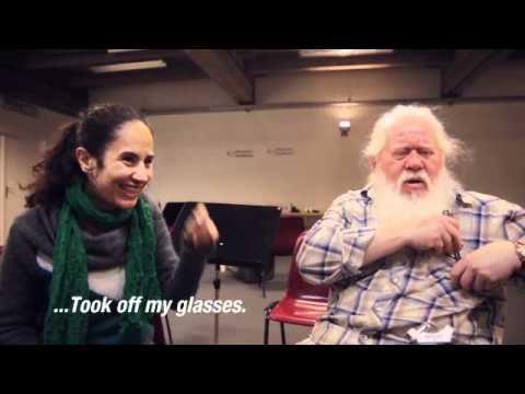 Hermeto Pascoal, boxing with Miles Davis