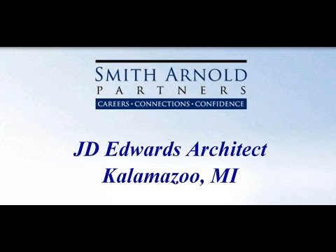 JD Edwards Architect | New Job Opportunity | Smith Arnold Partners