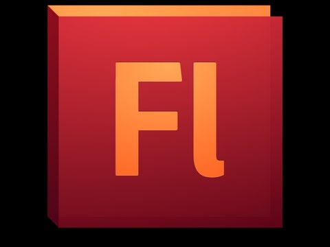 flash cs5 dise241o del logo de ltutoriales youtube