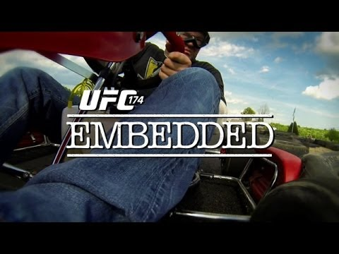 UFC 174 Embedded: Vlog Series - Episode 1