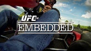 UFC 174 Embedded: Vlog Series - Episode 1