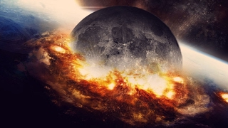 Moon is on COLLISION COURSE with Earth, Will Take About 65 Billion Years