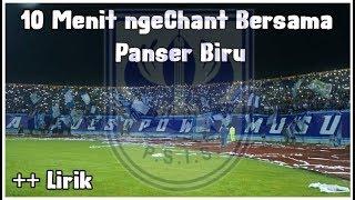 Kumpulan Chant Terbaik Panser Biru PSIS Semarang + Lirik