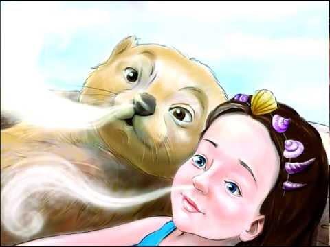 Caleta de la Nutria Marina: Cuentos para la ansiedad infantil, enseña la relajación...