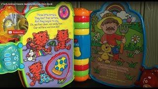 VTech Animal Friends Nursery Rhymes Story Book