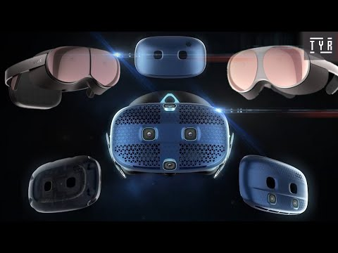 HTC VIVE Just announced 4 NEW Different VR Headsets!