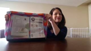 How to display your business in a Luci Bag