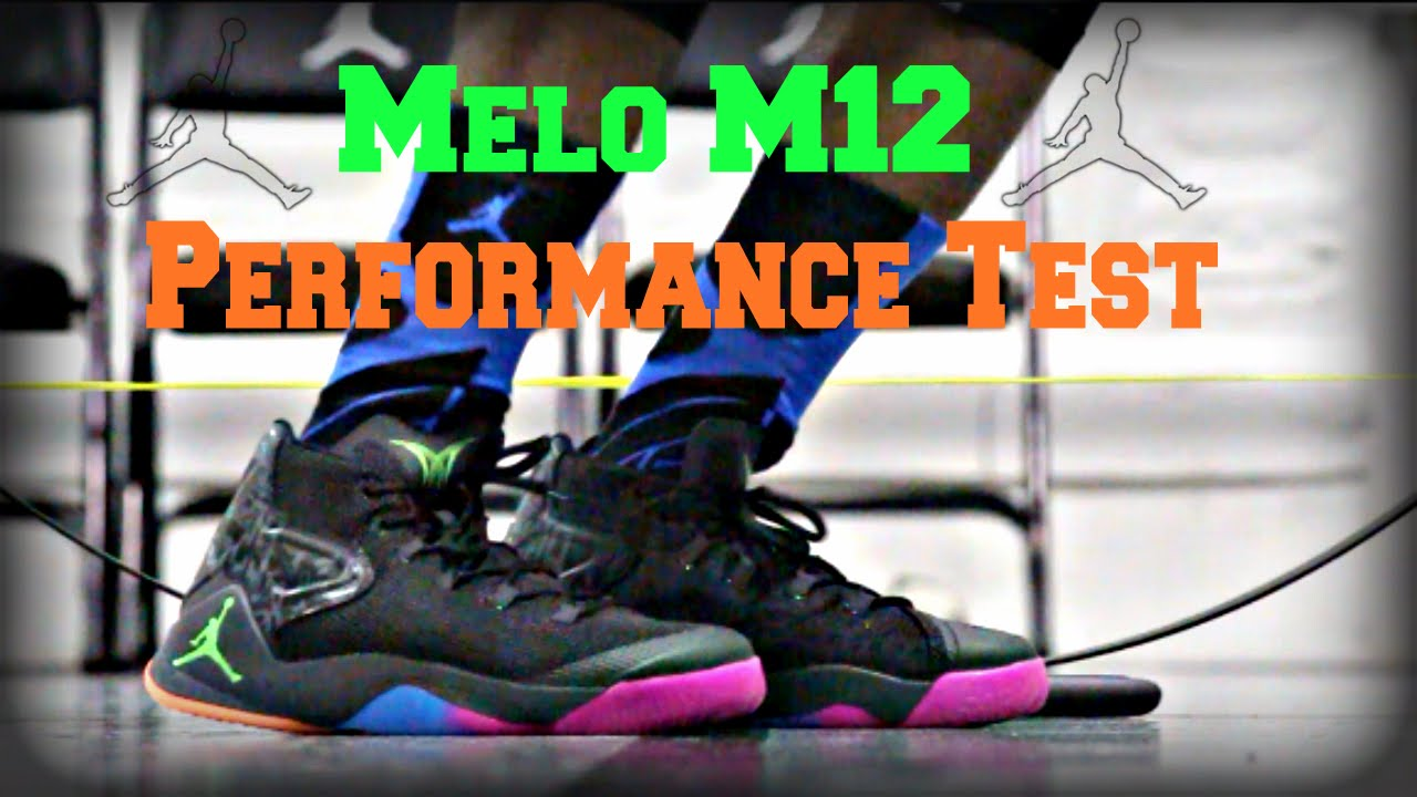 e5268db384656e MELO M12 Performance Test - YouTube