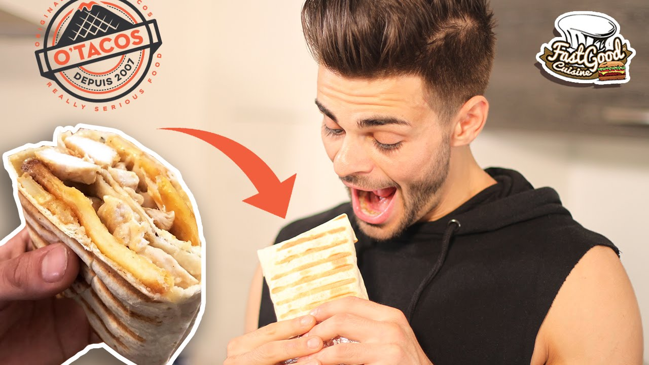 Comment faire un tacos fa on o 39 tacos youtube - Cuisine comment faire un roux ...