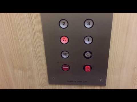 1991 American Elevator CFI Hydraulic Elevator @ 1031 S Pacific Street, Oceanside, CA