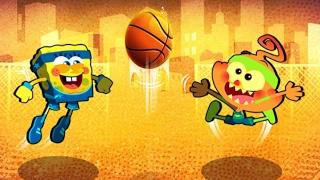 Никелодеон: Звезды баскетбола 2 (Nick Basketball Stars 2) // Трейлер