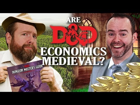 are-d&d-economics-medieval?-|-5e-dungeons-and-dragons-|-web-dm