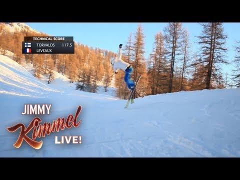 Jimmy Kimmel Presents 2018 YouTube Olympics – Night Five