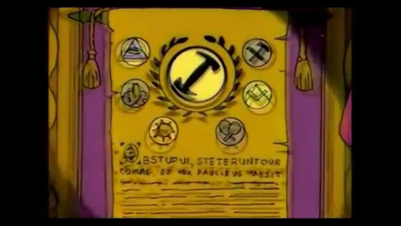 Illuminati Symbolism and Subliminal Messages In Cartoons