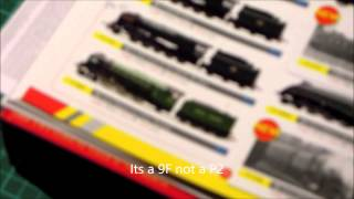 Hornby TTS Cock O the North