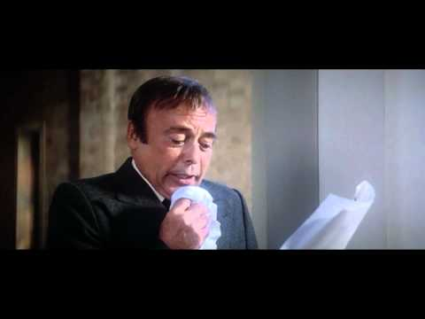 Dreyfus' Eulogy - Pink Panther (Peter Sellers)