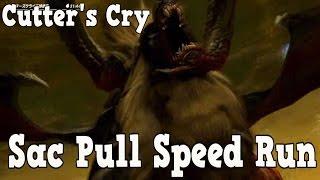 FF14 Cutters Cry Sac Pull Speed Run