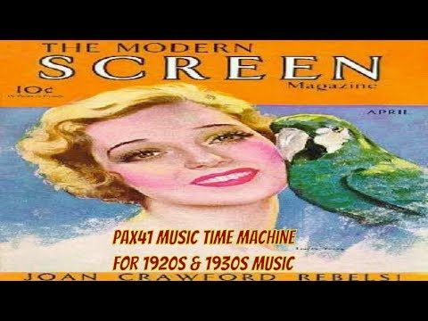 Start Your Day With 1930s Hit Music On The Air @Pax41