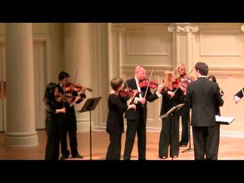 Frank Bridge - Suite for String Orchestra (Movement I)