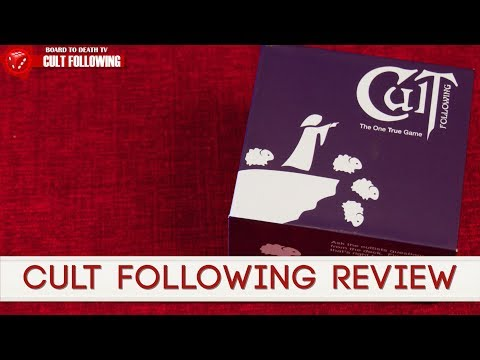 Cult Following Card Game  - Preview Video