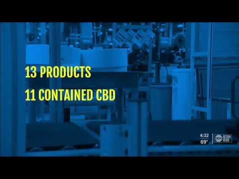 Beware of CBD products on Amazon