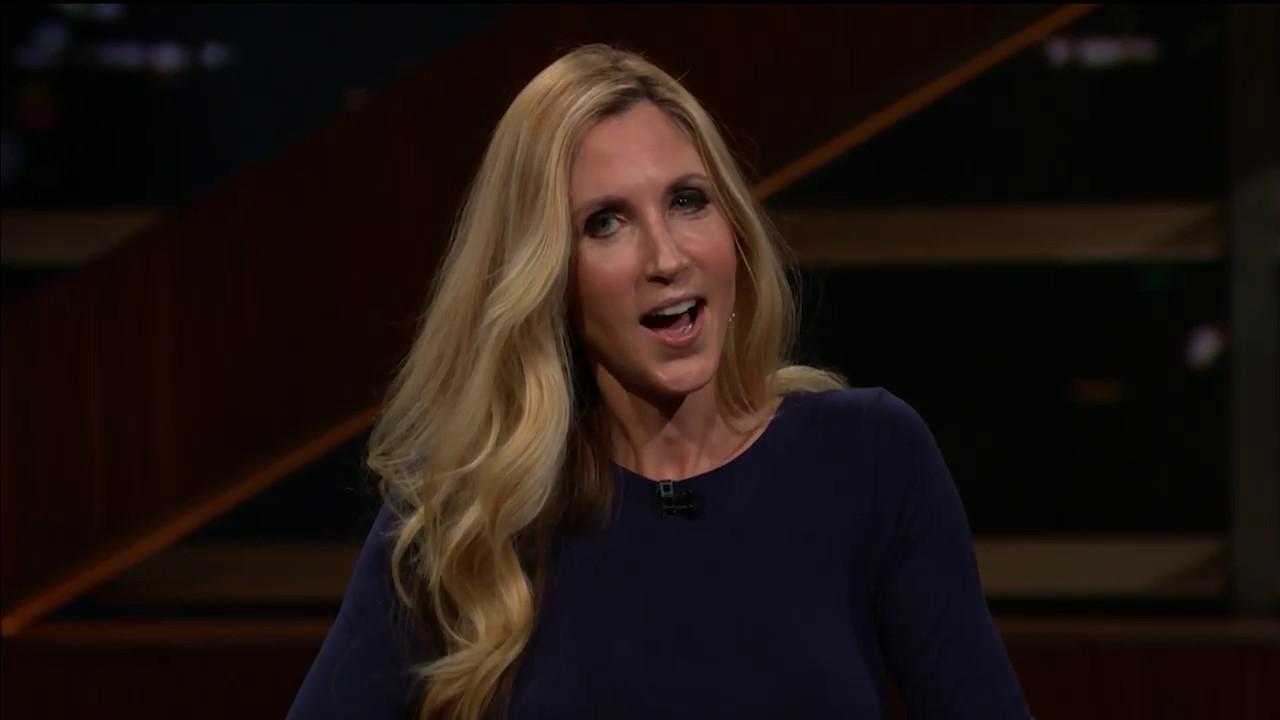 Download Ann Coulter: The Coulter Veto | Real Time with Bill Maher (HBO)