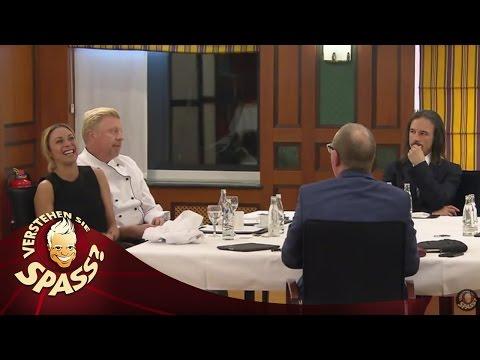 Boris und Lilly Becker: Der Baecker-Hecht | Verstehen Sie Spaß?
