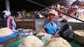 Madagascar Antsirabe Marché local / Madagascar Antsirabe Local Market