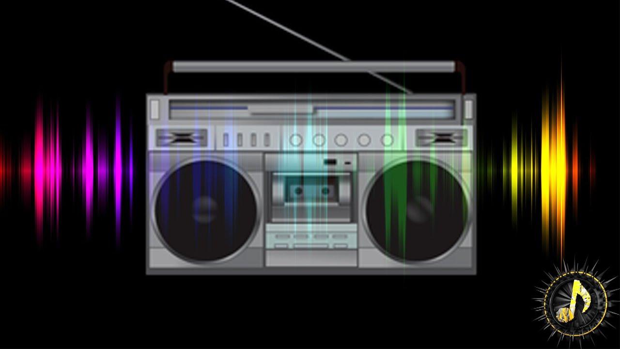 radio tuning sound effect
