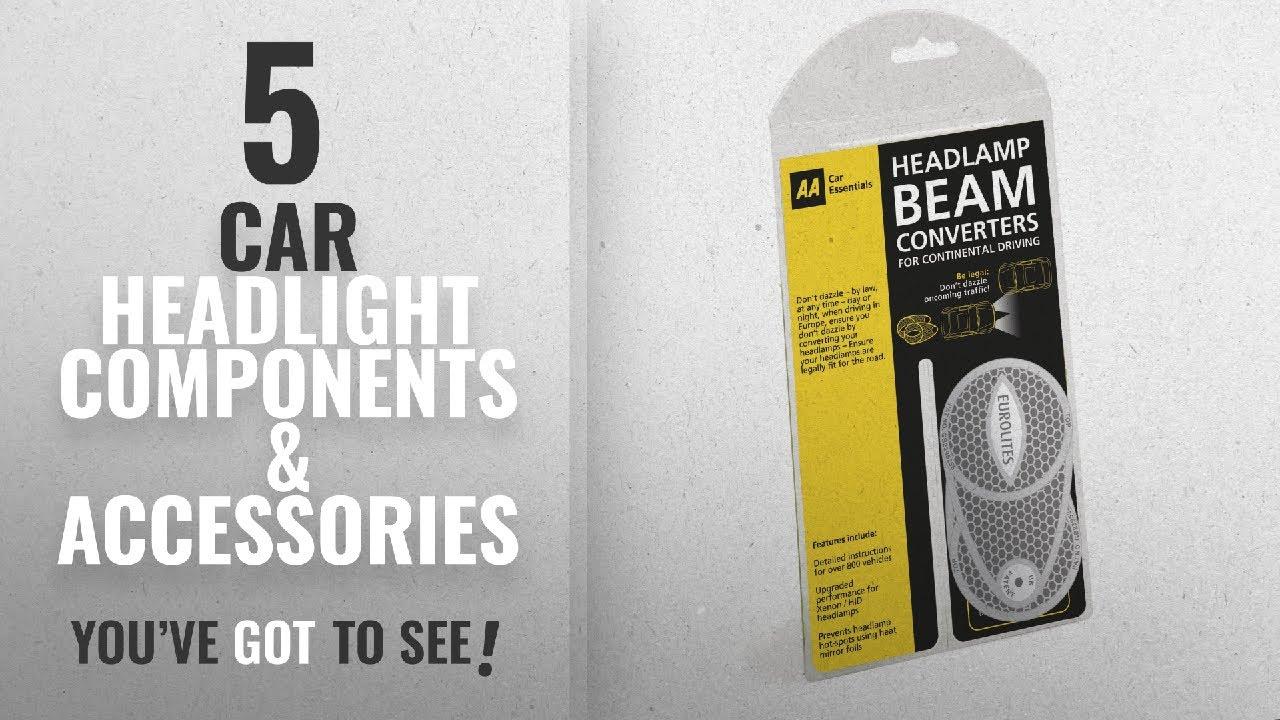 Top 10 Car Headlight Components Accessories 2018 Aa Headlamp