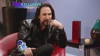 Marco Antonio Solís confesó como la fama le hizo perder el piso