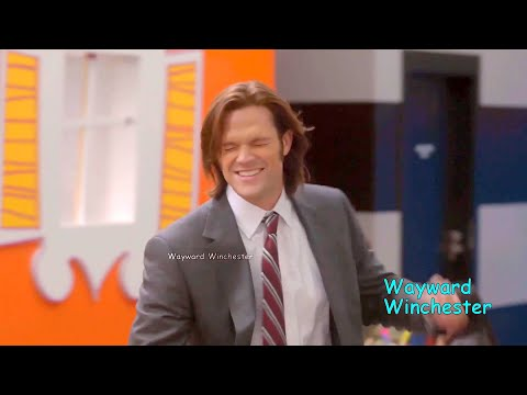 Jared Padalecki Accidentally Calls Dean 'Jensen' Behind Supernatural Scenes & LOSES IT!