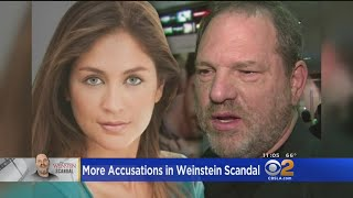 More Women Go Public With Allegations Against Harvey Weinstein