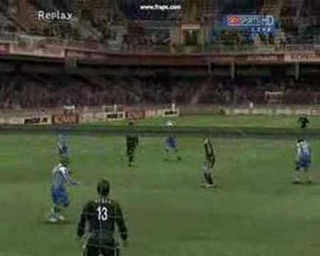 Amazing Goal Of Diarra
